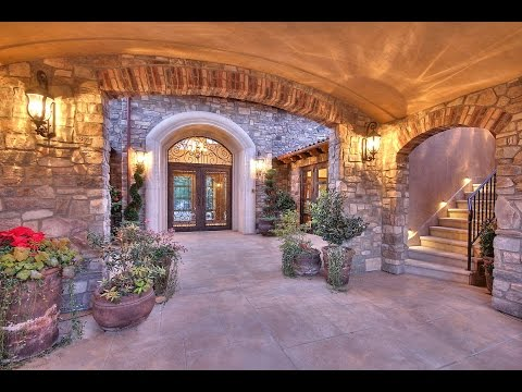 SaratogaTuscan.com Luxury Estate Tour | Saratoga | Michael Nevis