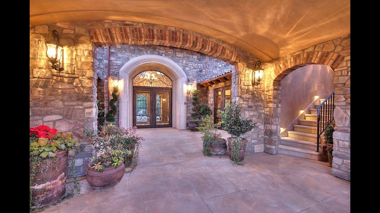 Luxury Estate Tour Saratoga Michael