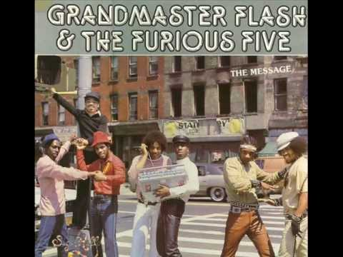 GrandMaster Flash vs Ice CubeThe Message vs Check Yourself