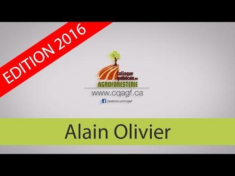 CQAGF 2016 - Alain Olivier