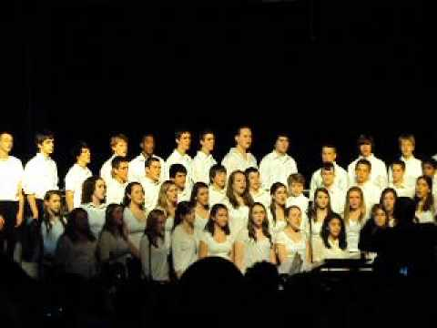 Sound Of Silence - Tohickon Singers (Tohickon Middle School)