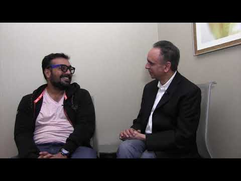 Film Maker Anurag Kashyap on Face-to-Face with Upendra Mishra on Power of Passion, Desire and Now