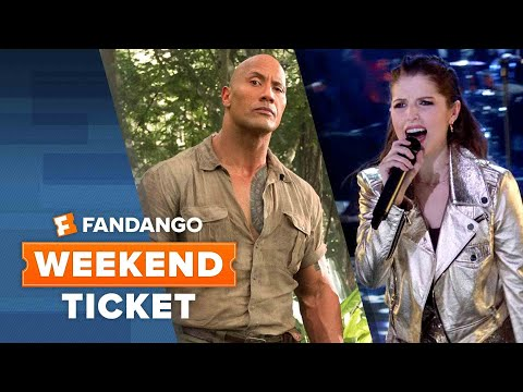 Download Youtube: Now In Theaters: Welcome to the Jungle, Pitch Perfect 3, Downsizing   Weekend Ticket