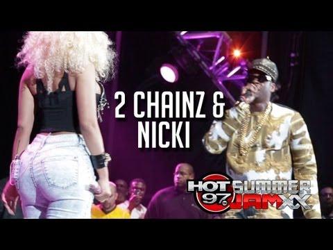 2 CHAINZ & NICKI MINAJ - I Luv Dem Strippers - Summer Jam