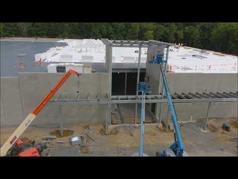 Download Construction of Meijer Supercenter Boardman Ohio
