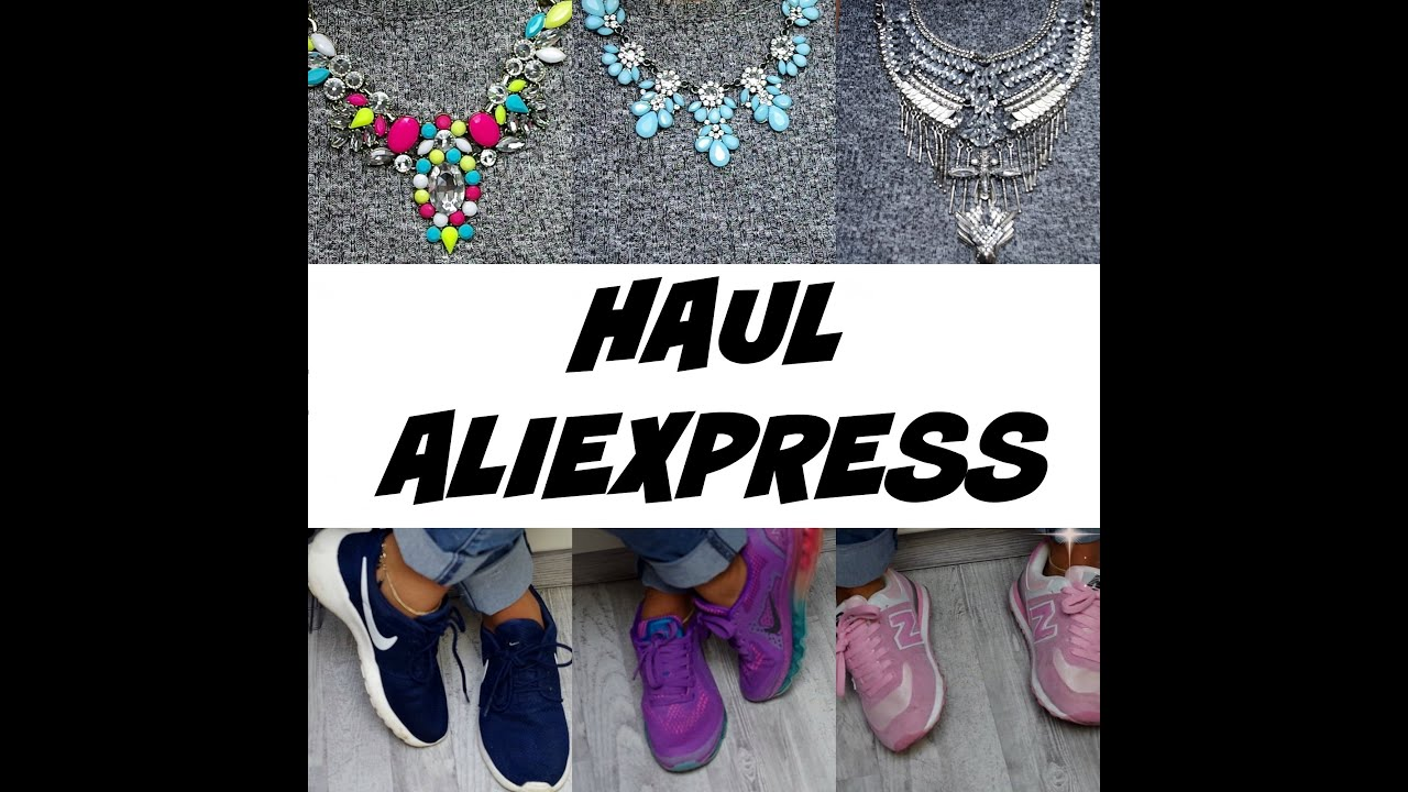 [ HAUL ALIEXPRESS 1] ♡ BIJOUX & BASKETS