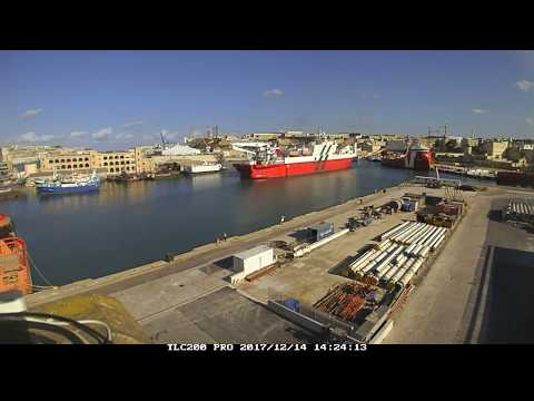 Safe Swift Accommodation Vessel at MMH Malta Ltd