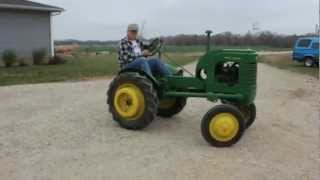 1940 John Deere L Tractor  coming FOR SALE $3,800 by Wichita, KS