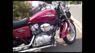 HONDA SHADOW - Slideshow