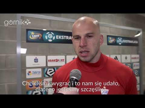 Martin Chudý o meczu z Wisłą Kraków