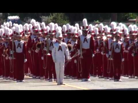 Arcadia HS - The Purple Carnival - 2016 Placentia Band Review