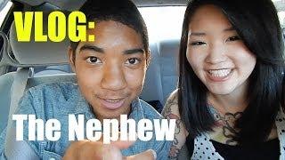 VLOG: Return of the Nephew! Happy Birthday Suki! | HelloHannahCho
