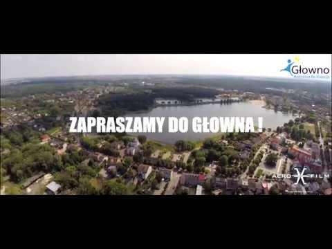 Głowno - film promocyjny @ aero-film.pl