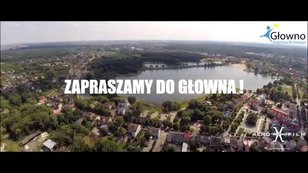 Glowno Film Promocyjny Aero Film Pl Youtube