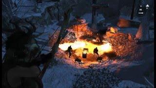Persuasive Argument / Убедительный аргумент. Rise of the Tomb Raider