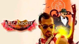 Mike Bahía Ft Luigi 21+ - Buscándote l Audio Remix ® thumbnail