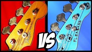 FleaBass VS Jazz Bass 3