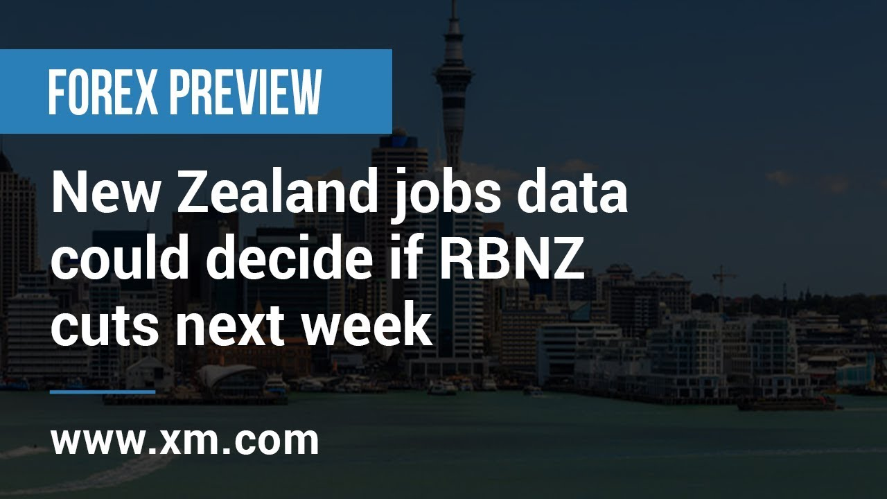 Forex Preview 05 11 2019 New Zealand Jobs Data Could Decide If Rbnz Cuts Next Week