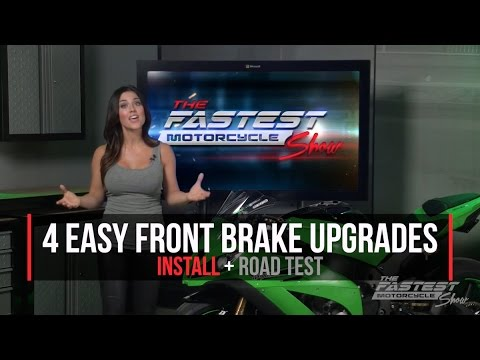 30% Increase in Braking Power When You Install These 4 Upgrades - The Fastest Motorcycle Show