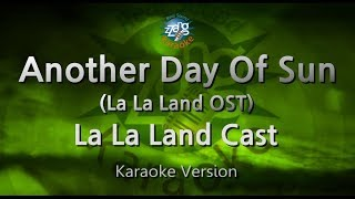 La La Land Cast-Another Day Of Sun (La La Land OST) (Melody) (Karaoke Version) [ZZang KARAOKE] Resimi