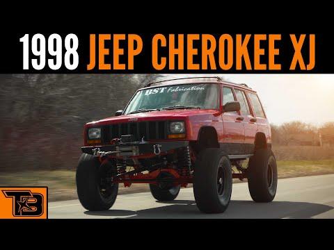 Build Breakdown! 1998 Jeep Cherokee XJ!