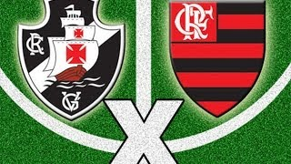 Zico X Roberto Dinamite, Flamengo x Vasco, no Novo Maracanã 2014