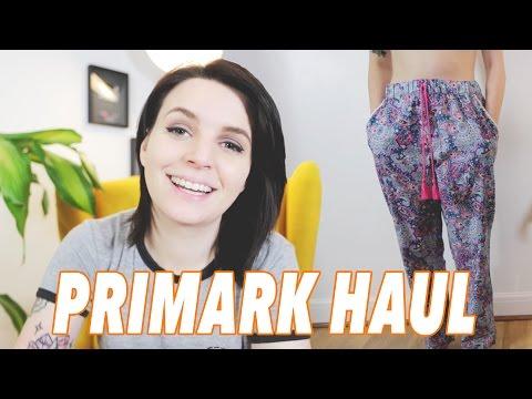 Primark Sleepwear Try On Haul!