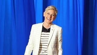 Ellen Goes Late-Night