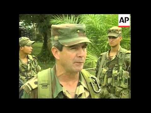 COLOMBIA: PUTUMAYO: VIOLENCE