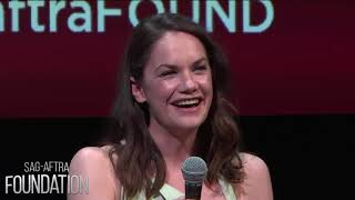 Ruth Wilson on what she learned from making her tv series Mrs Wilson