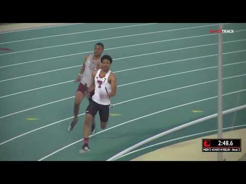 Texas A&M And Texas Tech Run 3:02 4x400m