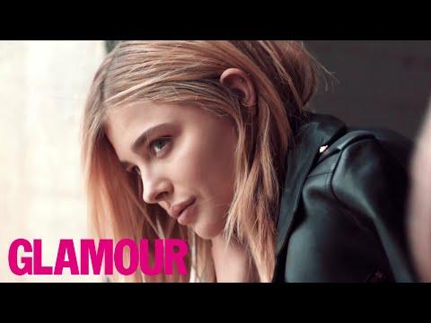 Chloë Grace Moretz Goes All-In As A Sorority Girl l Cover Stars l Glamour
