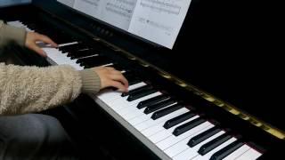【Yuri on ICE 】愛について~agape~をピアノで弾いてみた