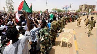 Смотреть видео Москва признает новые власти Судана онлайн