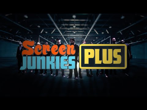 ScreenJunkies Plus – Announcement Trailer