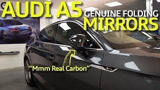 Audi a1 folding wing mirrors