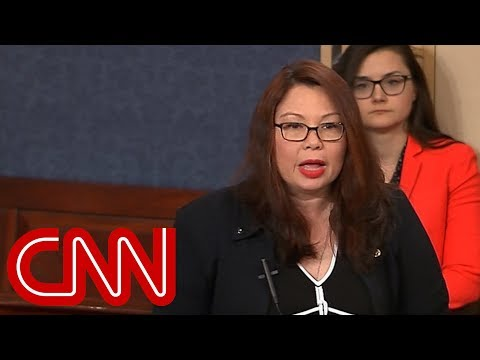 Duckworth to Trump: I won't be lectured by draft dodger
