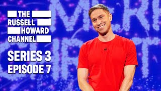 The Russell Howard Xmas Hour - Series 3, Episode 7 | Full Episode