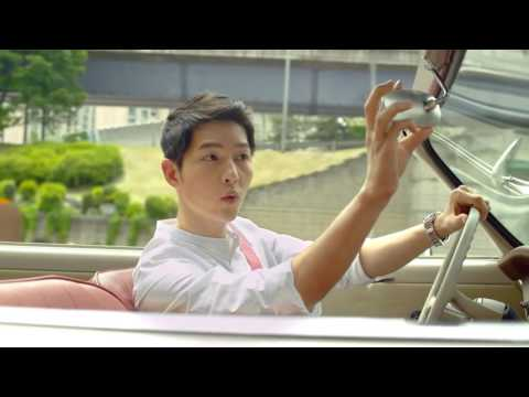 161104 송중기 Song Joong Ki Behind the scenes & 2016 Korea Tourism CF  宋仲基