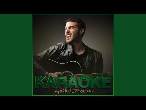 Ave Maria (In the Style of Josh Groban) (Karaoke Version)