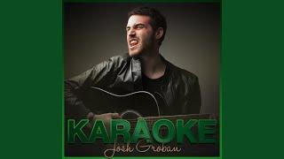 Ave Maria In the Style of Josh Groban Karaoke