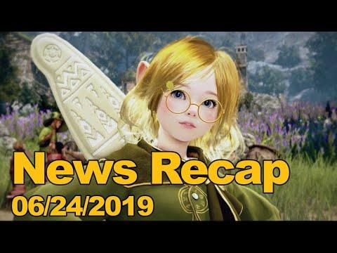 MMOs.com Weekly News Recap #205 June 24, 2019