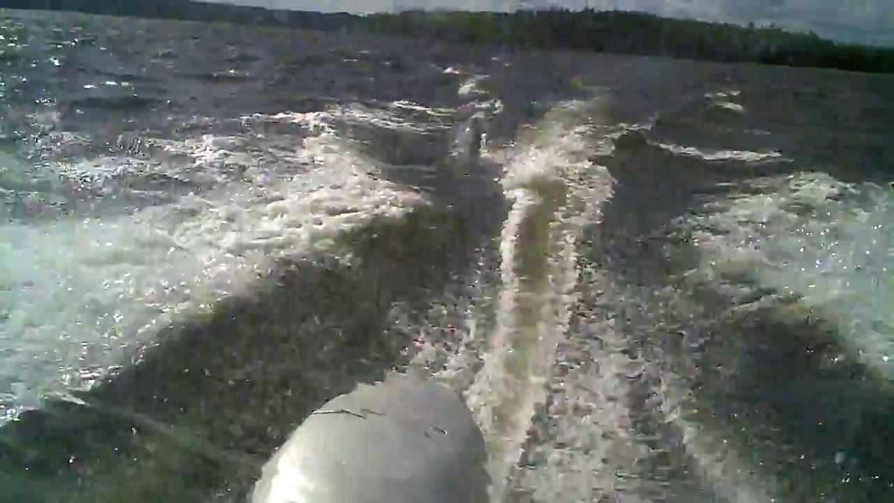 Honda 50hp outboard motor 4-stroke