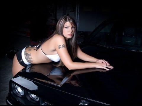 Дорожные приколы с девушками за рулём 2014