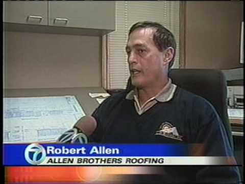 Allen Brothers Helps Reroof The Pentagon After 9/11