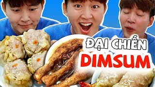 500K BREAKFAST AT DIMSUM SHOP? | WHAT DIMSUM 80 YEARS HAVE HOT? | RESTAURANT REVIEW