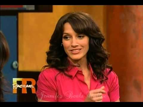 Jennifer Beals - Interview & Backstage: The Rachael Ray Show (March 21, 2011)
