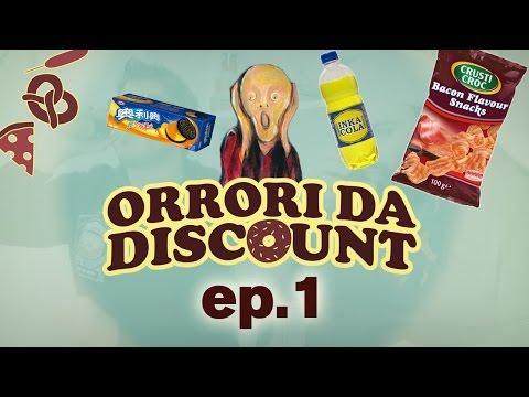 ORRORI DA DISCOUNT - EPISODIO 1