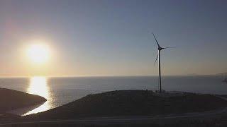Tilos, Grecia. L'isola energeticamente Green