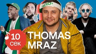 Download Узнать за 10 секунд | THOMAS MRAZ угадывает хиты T-Fest, Face, ATL, Oxxxymiron и еще 31 трек Mp3 and Videos